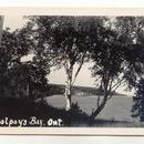 Wiarton Colpoys Bay 1957