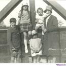 Minnie Sant Bennett and family abt 1929 names