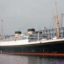 MV Britannic at NYC