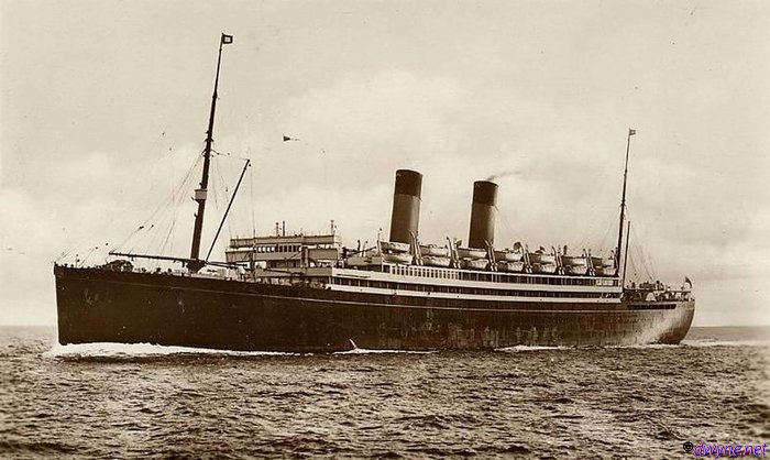 RMS Laurentic 2
