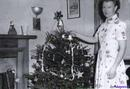 m114 Annie Ball Christmas 1956